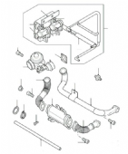 Td5 Exhaust Gas Recirculation (EGR)
